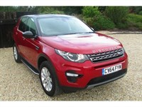 Used Land Rover Discovery Sport SD4 SE Tech