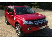 Used Land Rover Freelander 2 SD4 HSE LUX
