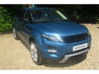 Used Land Rover Range Rover Evoque SD4 Dynamic LUX