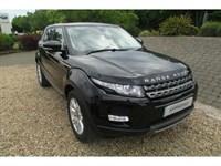 Used Land Rover Range Rover Evoque SD4 Pure