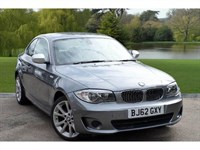 Used BMW 118d 1-series 1 Series TD Exclusive Edition