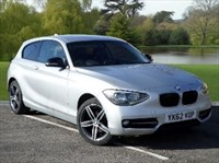 Used BMW 118d 1-series Sport 3-door