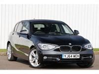 Used BMW 120d 1 SERIES TD Sport xDrive 4X4 (184bhp)