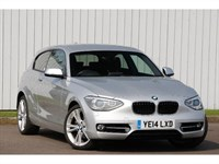 Used BMW 120d 1 SERIES TD Sport