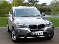 Used BMW X3 X3 xDrive20d SE S.A.V.
