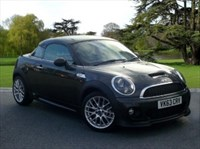 Used MINI Cooper Coupe COOPER S