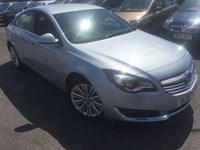 Used Vauxhall Insignia CDTi [140] ecoFLEX Design 5dr [Start Stop] Hatchback