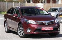 Used Toyota Avensis V-matic TR
