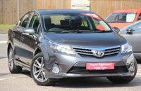 Used Toyota Avensis D-CAT TR