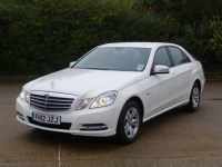 Used Mercedes E200 E-Class CDI BlueEFFICIENCY SE 4dr [Start Stop]