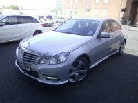 Used Mercedes E200 E-Class BlueEFFICIENCY SE 4dr Tip Auto [7]