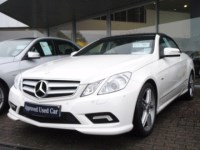 Used Mercedes E200 E-Class CGI BlueEFFICIENCY Sport