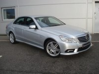 Used Mercedes E200 E-Class CDI BlueEFFICIENCY Sport