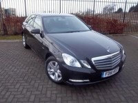 Used Mercedes E200 E-Class CGI BlueEFFICIENCY SE Edition 125