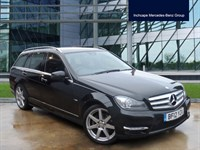 Used Mercedes C180 C-Class BlueEFFICIENCY Sport 5dr Auto