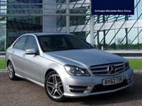 Used Mercedes C220 C-Class CDI BlueEFFICIENCY AMG Sport 4dr Auto