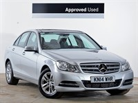 Used Mercedes C220 C-Class CDI Executive SE 4dr Auto [Premium Plus]