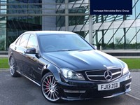 Used Mercedes C63 AMG C CLASS 2dr Auto