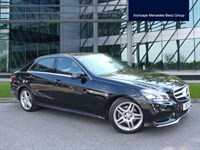 Used Mercedes E200 E-Class AMG Sport 4dr 7G-Tronic