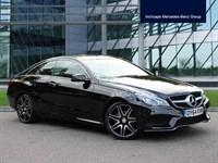 Used Mercedes E250 E-Class CDI AMG Sport 2dr 7G-Tronic