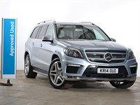 Used Mercedes GL350 GL-Class BlueTEC AMG Sport 5dr Tip Auto