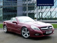 Used Mercedes SL500 SL CLASS 2dr Tip Auto