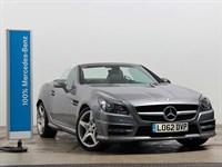 Used Mercedes SLK250 SLK-Class CDI BlueEFFICIENCY AMG Sport 2dr Tip Auto