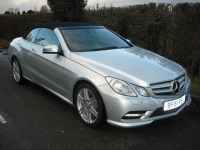 Used Mercedes E200 E-Class CGI BlueEFFICIENCY Sport Edition 125