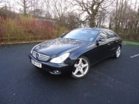 Used Mercedes CLS320 CDI CLS-Class
