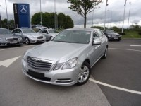 Used Mercedes E200 E-Class CDI BlueEFFICIENCY SE