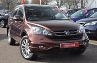 Used Honda CR-V i-VTEC EX
