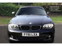 Used BMW 118d 1 SERIES Se 2Dr Convertible