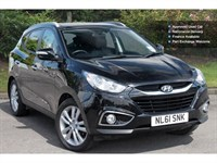 Used Hyundai ix35 Crdi Premium 5Dr Estate