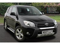 Used Toyota RAV4 Vvt-I Xt-R 5Dr Estate