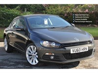 Used VW Scirocco Tdi Gt 3Dr Coupe