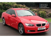 Used BMW 320i 3-series Se 2Dr Convertible