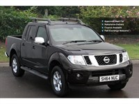 Used Nissan Navara D/Cab Pick Up Tekna [connect] Dci 190 4Wd Auto