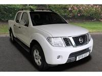 Used Nissan Navara Double Cab Pick Up Tekna Dci 190 4Wd