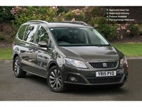 Used SEAT Alhambra Tdi Cr I Tech 5Dr Dsg Estate