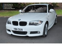 Used BMW 118d 1-series M Sport 2Dr Coupe