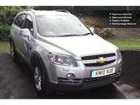 Used Chevrolet Captiva Vcdi Ltz 5Dr Auto [7 Seats] Estate