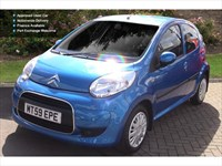 Used Citroen C1 Hdi Vtr 5Dr Hatchback