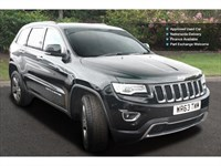 Used Jeep Grand Cherokee Crd Limited Plus 5Dr Auto Station Wagon