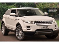 Used Land Rover Range Rover Evoque Sd4 Prestige 3Dr Coupe