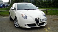Used Alfa Romeo Mito Distinctive (TB MultiAir TCT)