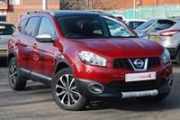 Used Nissan Qashqai PLUS 2 N-TEC