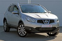 Used Nissan Qashqai Tekna IS (dCi 130 Stop/Start)