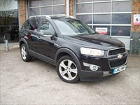 Used Chevrolet Captiva LTZ