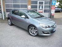 Used Vauxhall Astra CDTI SRI S/S 5 DOOR HATCH WITH B/TOOTH+SENSORS