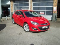 Used Vauxhall Astra SE Automatic 5 Door Hatch with Parking Sensors